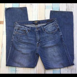 Lucky Brand 361 Vintage Straigth Pants 34x32